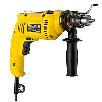 Stanley Hammer Percussion Drill 13MM 550W SDH600K