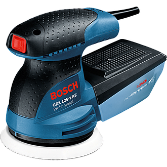 Bosch Excentric Sander / Polisher Professional GEX 125-1 A