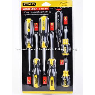 Stanley Obeng Set Cushion Grip 6Pcs