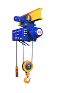Kukdong Electric Wire Rope Hoist KDWMC (fixed monorail/double speed) 3Ton