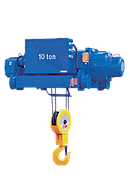 Kukdong Electric Wire Rope Hoist KDWD (double rail/ single speed) 20Ton
