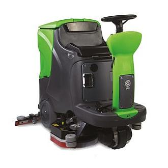 IPC Ride-On Scrubber Dryers CT110 BT85