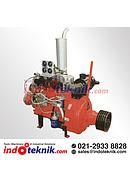 Tianli Mesin Diesel Engine With PTO YSD490 (65 HP)