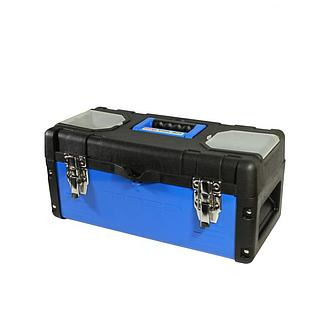 Tora Tool Box Blue Steel 19''