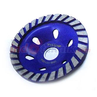 Tora Diamond Cup Grinding Wheel 100 x 4 x 10 mm
