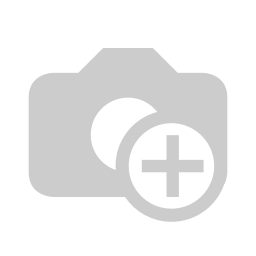 KRISBOW FANCY WASTE BIN ROUND 20L WITH PEDAL