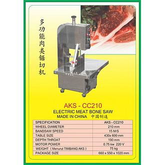 AKS Electric Meat Bone Saw AKS-CC210