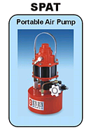 Sun Run Portable Air Pump SPAT-130-700-4K