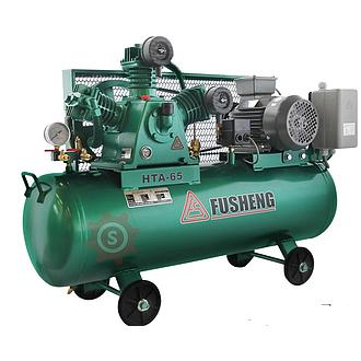 Fusheng Two - Stage Air Compressor Semi Automatic HTA65H-S (3 HP) - Taiwan