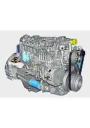 Deutz TD226B-3D Diesel Engine for Generator Set