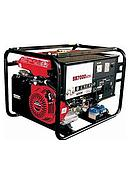 Elemax Generators/Genset SH 7000-DX RAVS/ATS (6000 Watt, Built-in ATS System)