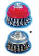Union Twist Knot Cup Brushes KC-Type