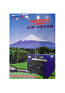 Fujico Air Dryers FAD 30 R (3 HP)
