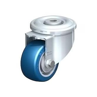 Blickle Pressed Steel Swivel Castors Medium Heavy Duty Brackets With Bolt Hole Fitting LKR-ALBS 82K