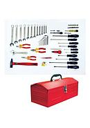 [KW0101809] KRISBOW BASIC MECHANICAL TOOL SET INC 59PCS