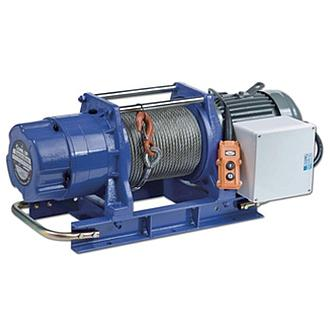 Come Up Electric Winch CWG-30565 (3 Phase / 380-440 V)