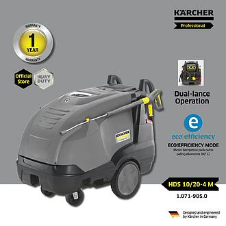 Karcher Hot-water Pressure Washer HDS 10/20-4 M CLASSIC