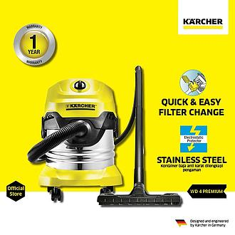 Karcher Vacuum Cleaner MV/WD 4 Premium