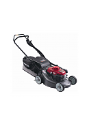 Honda Lawnmower Cutting Grass/Potong Rumput Dorong HRJ196