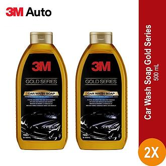 3M SAMPO MOBIL/CAR WASHS SOAP GOLD SERIES - 2 Each