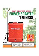 Motoyama Alat Semprot Hama (Power Sprayer) 16 Liter
