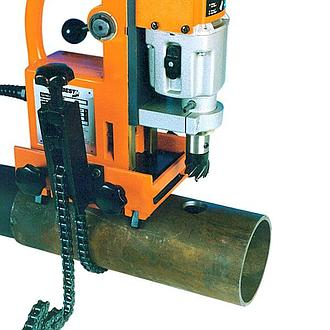 ALFRA ROTABEST ATTACHMENT MECHANICAL PIPE FASTENING UNIT - MADE GERMANY